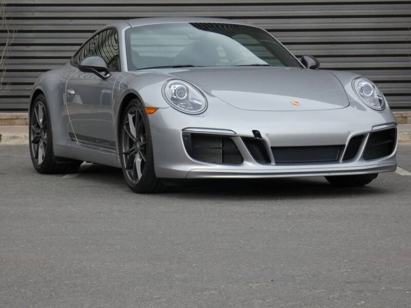2019 Porsche 911 for sale at Sun Valley Auto Sales in Hailey ID