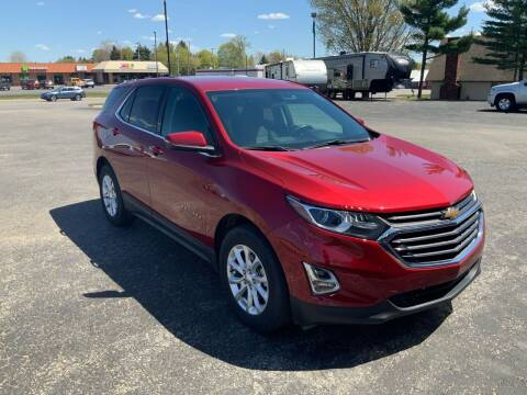 2018 Chevrolet Equinox for sale at Stein Motors Inc in Traverse City MI
