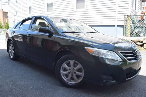 2010 Toyota Camry for sale at VNC Inc in Paterson NJ