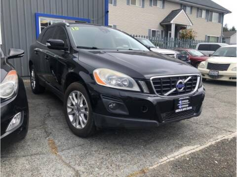 2010 Volvo XC60 for sale at Chehalis Auto Center in Chehalis WA