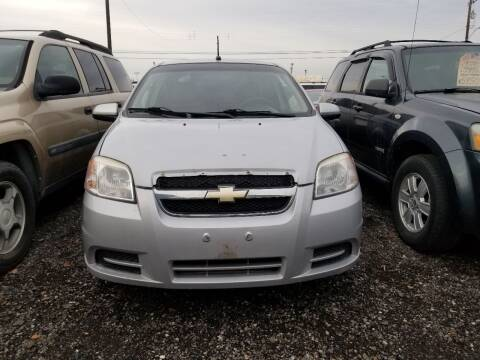 2010 Chevrolet Aveo for sale at 2 Way Auto Sales in Spokane Valley WA
