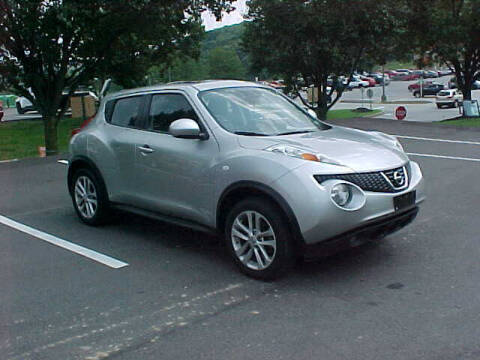 2011 Nissan JUKE for sale at North Hills Auto Mall in Pittsburgh PA