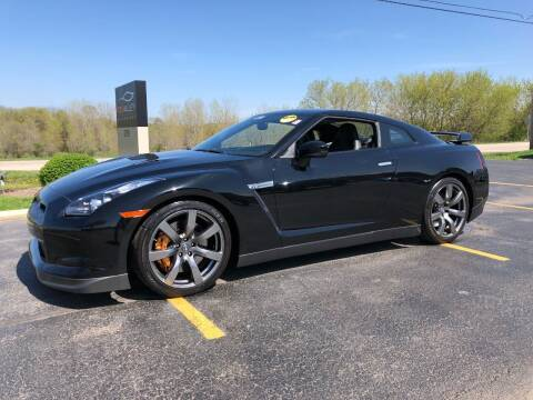 2009 Nissan GT-R for sale at Fox Valley Motorworks in Lake In The Hills IL
