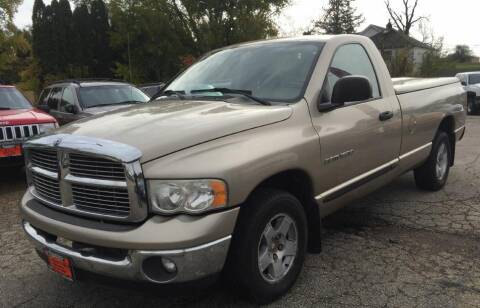 2005 Dodge Ram Pickup 1500 for sale at Knowlton Motors, Inc. in Freeport IL