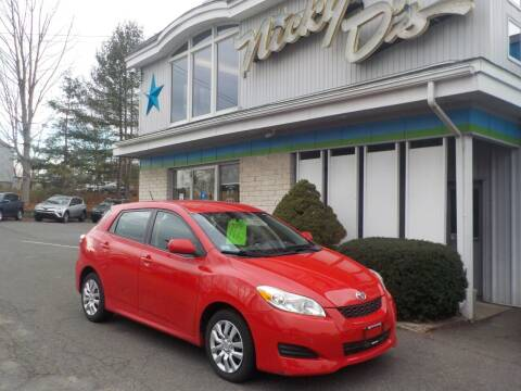2011 Toyota Matrix for sale at Nicky D's in Easthampton MA