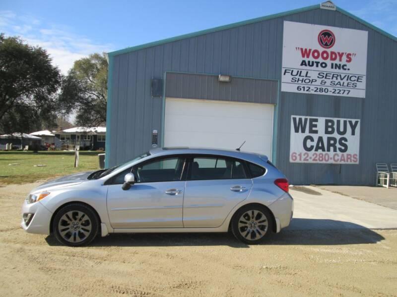 2013 Subaru Impreza for sale at Woody's Auto Sales Inc in Randolph MN