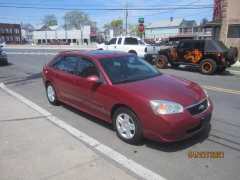 2006 Chevrolet Malibu Maxx for sale at Cali Auto Sales Inc. in Elizabeth NJ