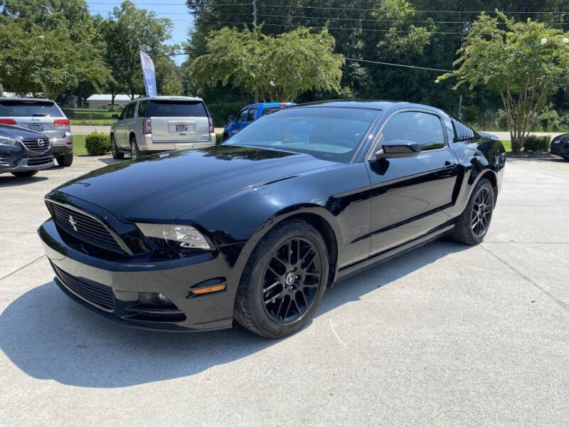 2014 Ford Mustang for sale at Auto Class in Alabaster AL