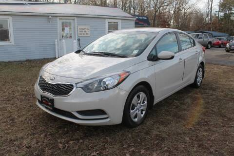 2014 Kia Forte for sale at Manny's Auto Sales in Winslow NJ