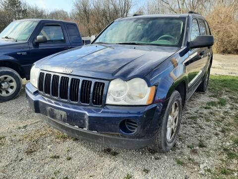 2005 Jeep Grand Cherokee for sale at John - Glenn Auto Sales INC in Plain City OH