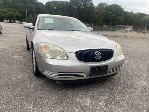 2008 Buick Lucerne for sale at Certified Motors LLC in Mableton GA