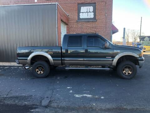 2006 Ford F-350 Super Duty for sale at LeDioyt Auto in Berlin WI