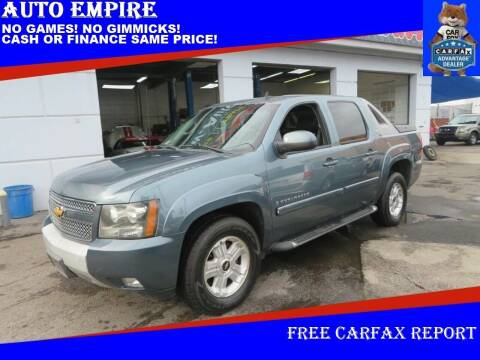 2009 Chevrolet Avalanche for sale at Auto Empire in Brooklyn NY