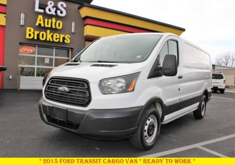 2015 Ford Transit Cargo for sale at L & S AUTO BROKERS in Fredericksburg VA