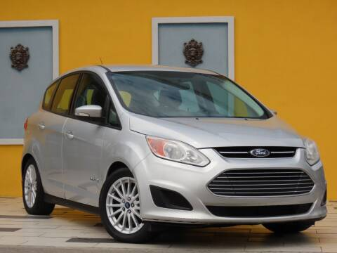 2013 Ford C-MAX Hybrid for sale at Paradise Motor Sports LLC in Lexington KY