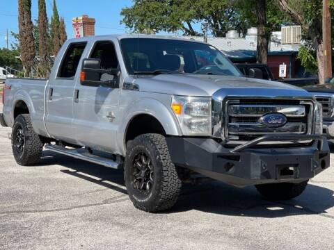 2015 Ford F-250 Super Duty for sale at AWESOME CARS LLC in Austin TX