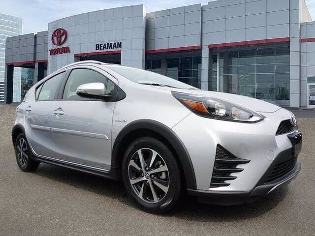 2018 Toyota Prius c for sale at BEAMAN TOYOTA in Nashville TN