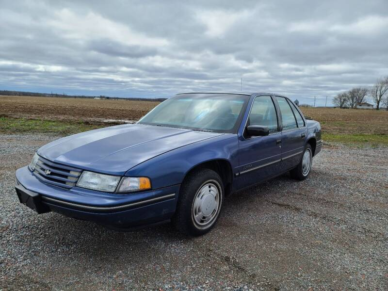 1993 Chevrolet Lumina for sale at Shinkles Auto Sales & Garage in Spencer WI