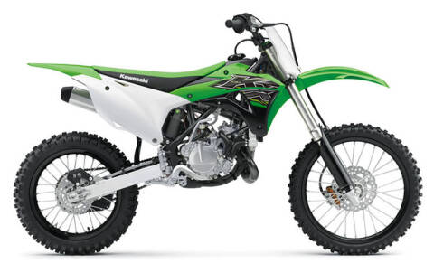 2019 Kawasaki KX 100 for sale at Powersports of Palm Beach in Hollywood FL