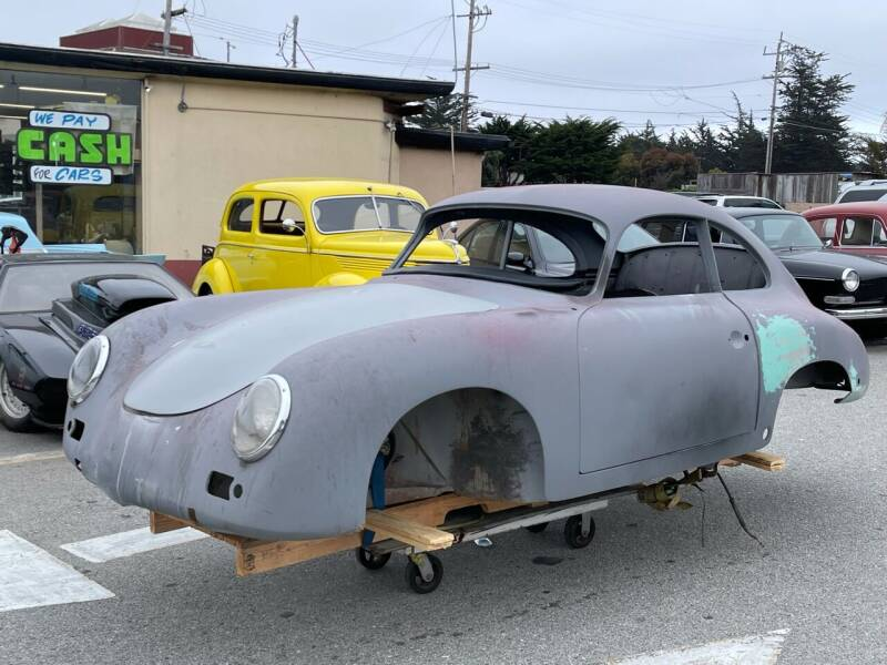 1961 Porsche 356 for sale at Dodi Auto Sales in Monterey CA