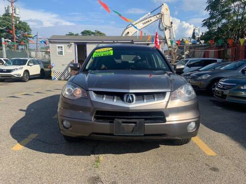 2008 Acura RDX for sale at Metro Auto Sales in Lawrence MA