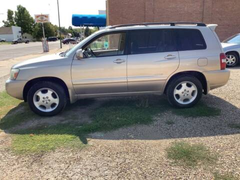 2007 Toyota Highlander for sale at Paris Fisher Auto Sales Inc. in Chadron NE
