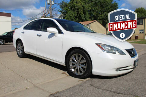 2009 Lexus ES 350 for sale at K & L Auto Sales in Saint Paul MN