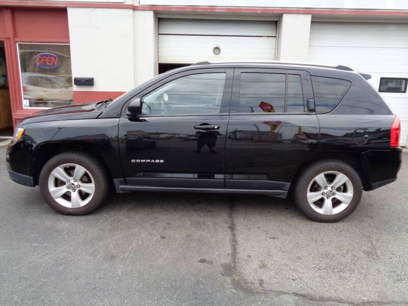 2012 Jeep Compass for sale at Best Choice Auto Sales Inc in New Bedford MA
