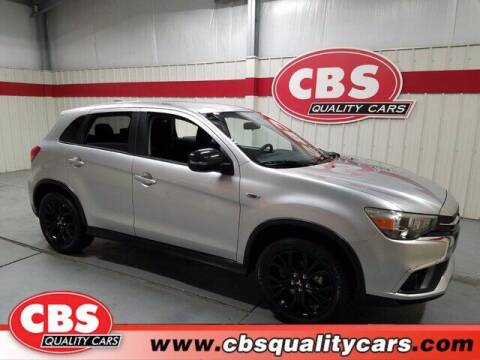 2018 Mitsubishi Outlander Sport for sale at CBS Quality Cars in Durham NC