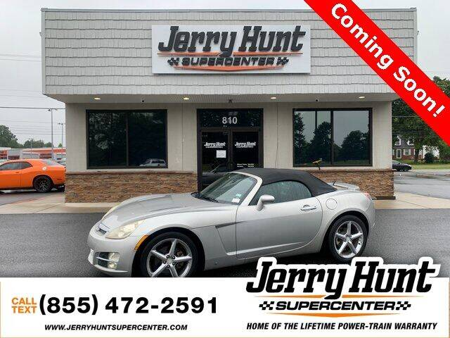 2007 Saturn SKY for sale at Jerry Hunt Supercenter in Lexington NC