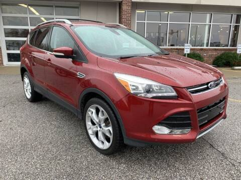 2013 Ford Escape for sale at Head Motor Company - Head Indian Motorcycle in Columbia MO