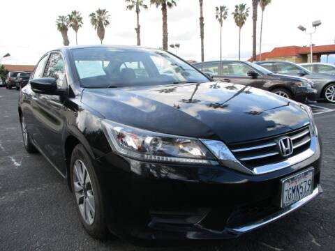 2014 Honda Accord for sale at F & A Car Sales Inc in Ontario CA