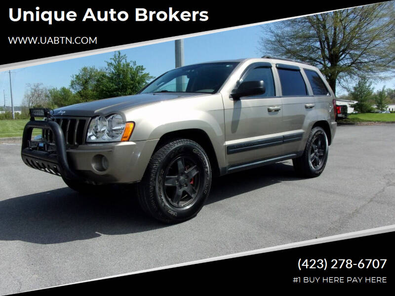 2006 Jeep Grand Cherokee for sale at Unique Auto Brokers in Kingsport TN