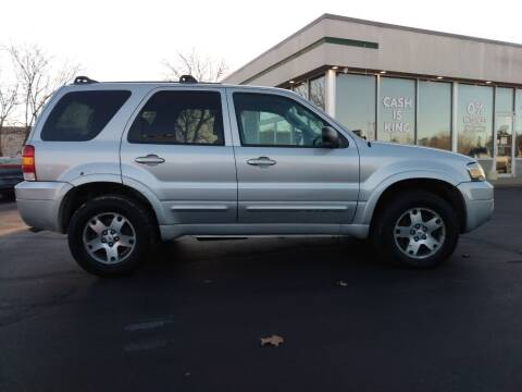 2005 Ford Escape for sale at Hilltop Auto in Clare MI