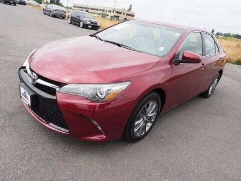 2017 Toyota Camry for sale at Karmart in Burlington WA
