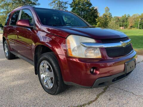 2007 Chevrolet Equinox for sale at 100% Auto Wholesalers in Attleboro MA