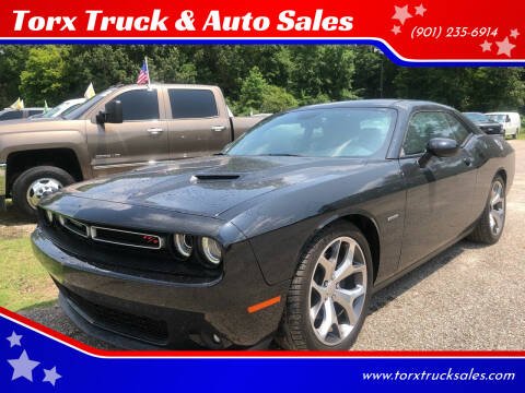 2015 Dodge Challenger for sale at Torx Truck & Auto Sales in Eads TN
