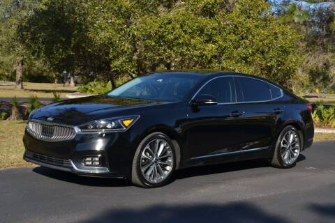 2017 Kia Cadenza for sale at GulfCoast Motorsports in Osprey FL