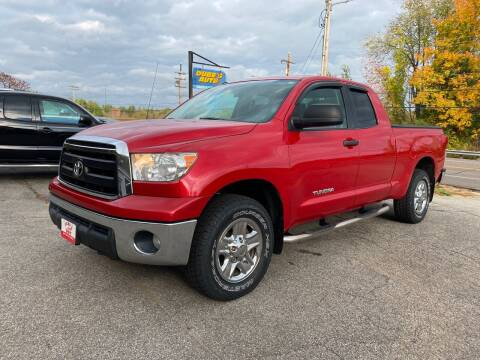 2013 Toyota Tundra for sale at Dubes Auto Sales in Lewiston ME