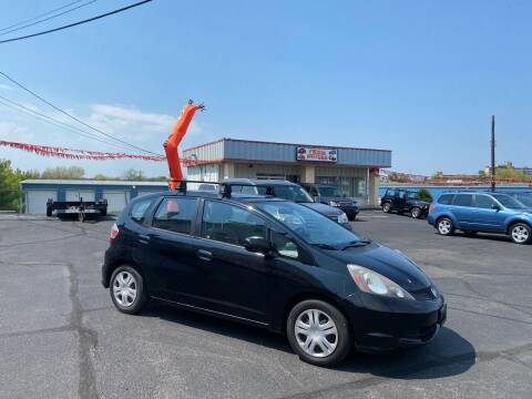 2009 Honda Fit for sale at FIESTA MOTORS in Hagerstown MD