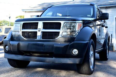 2007 Dodge Nitro for sale at Wheel Deal Auto Sales LLC in Norfolk VA