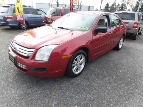 2007 Ford Fusion for sale at Gold Key Motors in Centralia WA