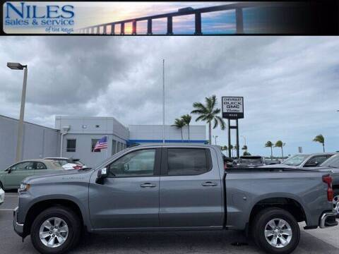 2019 Chevrolet Silverado 1500 for sale at Niles Sales and Service in Key West FL