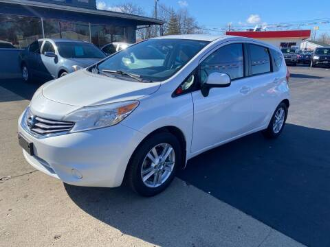 2014 Nissan Versa Note for sale at Wise Investments Auto Sales in Sellersburg IN