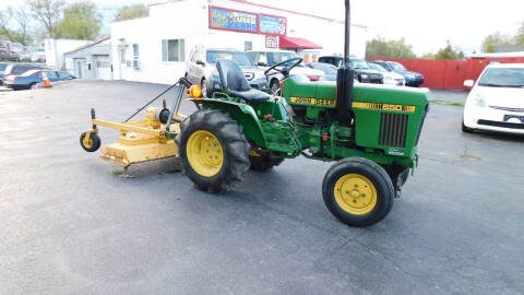 1990 John Deere 650 for sale at Action Automotive Service LLC in Hudson NY
