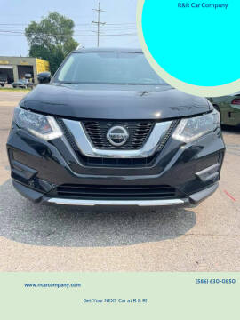 2018 Nissan Rogue for sale at R&R Car Company in Mount Clemens MI