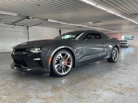2017 Chevrolet Camaro for sale at Stakes Auto Sales in Fayetteville PA