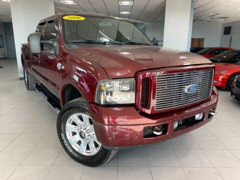 2006 Ford F-250 Super Duty for sale at Auto Mall of Springfield north in Springfield IL