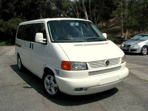 2003 Volkswagen EuroVan for sale at Used Cars Los Angeles in Los Angeles CA