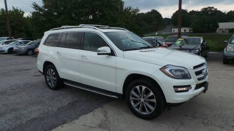2013 Mercedes-Benz GL-Class for sale at Unlimited Auto Sales in Upper Marlboro MD
